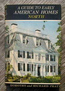 Early American Houses Architecture History Genealogy New England Northeast Book