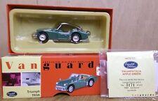 Corgi VA04701 Triumph TR3A Apple Green Ltd Edition No. 5171 of 5400