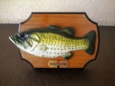 New listing 1999 Gemmy Big Mouth Billy Bass Animated Fish Sings Don'T Worry Be Happy Has Box
