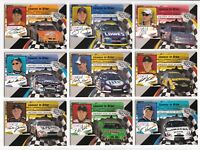 ^2002 Trackside VARIOUS INSERTS PICK LOT-YOU Pick any 2 of the 25 cards for $1!