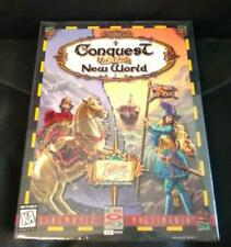Conquest of the New World PC Big Box - Englisch ✰NEU & OVP✰