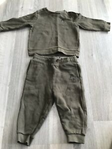 Baby Boy River Island Tracksuit 12-18 Months