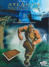 Disney's Atlantis 1-3 (Z1), Ehapa