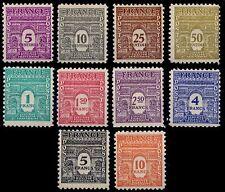 Série 1 / ARCS DE TRIOMPHE, Neufs ** = Cote 40 € / Lot Timbres France 620 à 629