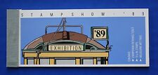 Australia (#1156b) 1989 Stampshow '89 - Cable Car Mnh complete booklet