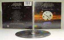 ANTHRAX - PERSISTENCE OF TIME - 1990 - CD usato