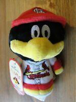 Itty Bittys Special Edition St. Louis Cardinals FREDBIRD Brand New
