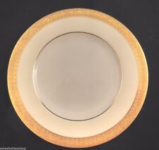 "Minton China Buckingham Salad Plate 7 3/4""   Gold encrusted trim"