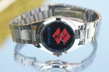 Uhr Suzuki Armbanduhr wristwatch clock Jimny Grand Vitara Swift Baleno Cervo