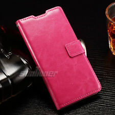 Stand Flip Leather Wallet Case Cover for Huawei P8lite, ALE-L21 / L23 / UL00