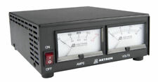 Astron SS-30M - 30 Amp Switching Power Supply with Meters -- 25 Amp Continuous