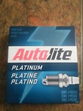 Autolite Platinum Spark Plugs - MPN AP5263 - Set of 4 Spark Plugs