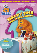 Bear in the Big Blue House: Sleepy Time with Bear and Friends (DVD,2000)