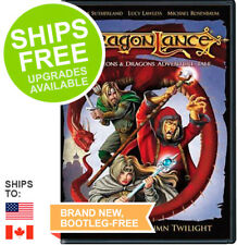 DragonLance (DVD, 2008) NEW, Kiefer Sutherland, Lucy Lawless, Dungeons Dragons