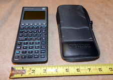 Hewlett Packard HP 48G Graphing Calculator Vintage Tested No Sticky Keys