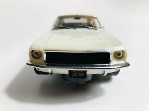 Pioneer PHANTOM BULLITT Mustang with Spare Parts Kit **SCALEXTRIC Compatible**