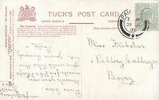 Genealogy Postcard - Family History - Fletcher - Pattery Cottages - Bovey  MB865