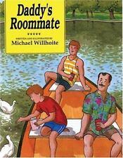 Daddy's Roommate (Alyson Wonderland)-ExLibrary