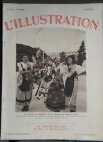 Rivista per Lettera Settimanale L'Illustrazione N° 4919 1937 ABE
