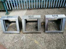 More details for no203 stainless steel v bank filter housing oven hood