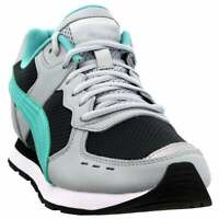 Puma Vista Lux Lace Up Sneakers  Casual    - Grey - Mens
