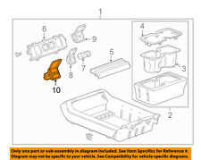 GM OEM CENTER CONSOLE-Auxiliary Jack 84075164