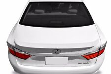Spoiler PAINTED Wing Flush Mount For: LEXUS ES350 NO PANORAMIC SUNROOF 2013-2017