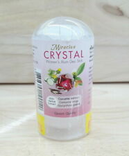60g 1Pcs Miracle Crystal Women's Alum Deo Stick Natural Fragrance Herbal Extract