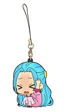 One Piece PVC Strap Keychain Charm New World Girls Series~ Nefertari Vivi OP002