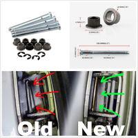 Car Pickup Door Hinge Pins Pin Bushing Kit For Chevry S10 GMC S15/Sonoma 2 Door
