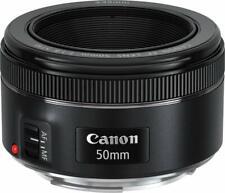 Canon EF 50mm F/1.8 STM Lens EF50mm AF MF BRAND NEW