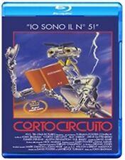 Corto Circuito (Blu-Ray Disc) - ITALIANO ORIGINALE SIGILLATO -