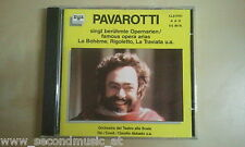 CD -PAVAROTTI--SINGT BERÜHMTE OPERNARIEN--ZYX-----ALBUM