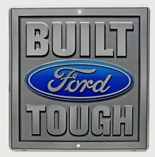 *698 Licensed Ford Händler Dealer Werkstatt Deko Garage Werbung Repro Schild