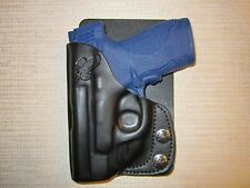 S & W M&P SHIELD 9 MM & 40 CAL. WITH CRIMSONTRACE LASER GUARD WALLET & POCKET