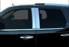 Cadillac ESCALADE-EXT-ESV 07 08 09 10 11 12 13 14 PILLAR MOLDING 4 PC. SET!!