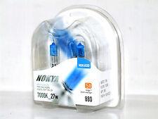 Nokya 7000k 27w Arctic White 880/H27W/1 Halogen Fog Light Bulbs