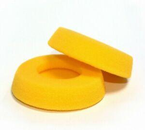 Official Sennheiser Replacement Yellow Foam Ear Pads (Pair) for HD414 019545
