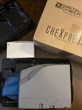 Digital CheXpress 30 Check Scanner 152000-01 Non-Inkjet