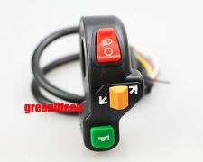 Head Light Switch Horn Button Turn Signal Ebike Scooter Motorcycle Razor Moped