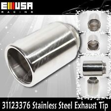 1 Unversal Stainless Steel Exhaust Tip OE factory for Peugeot Citroen 206 208