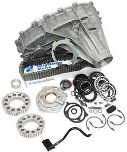 NP261XHD NP263XHD Duramax 8.1 Transfer Case Master Rebuild Chevy GMC