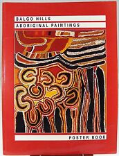 Balgo Hills Aboriginal Paintings Poster Book by James Cowan (1994, Paperback)