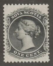Canada - Nova Scotia 1860-63 #8  - Queen Victoria - F M no Gum