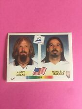 FRANCE 98 PANINI World Cup Panini 1998 - Lalas Balboa USA N.409