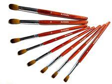 100 %  pure kolinsky Acrylic nail brush guarantee nail art US Seller 1 day ship