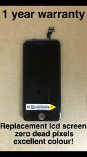 Calidad OEM genuino pantalla LCD de recambio para Original Apple iPhone 6 Negro