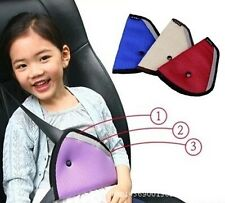 Cover Strap Clip Seat Harness Safety Pad Car Children Kids Belt Adjuster Baby