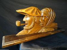 Wooden Antique Style Decorative Sculptures