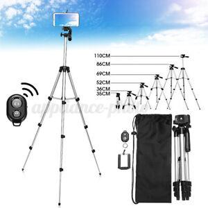 Professional Camera Tripod + Stand Holder + Bag for Digital Camcord Smart Phone
